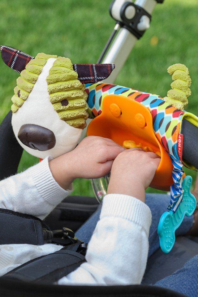 Puppy Stroller Bar Snack Toy Baby gym toys, New baby