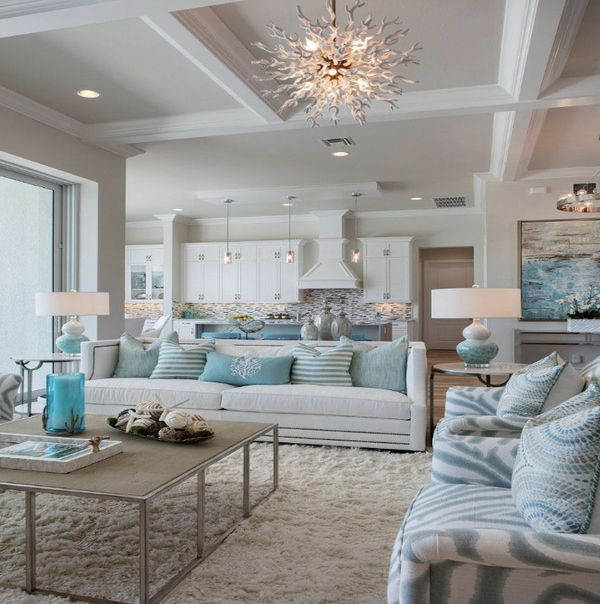 Home Decor 25 Stunning Decor Ideas For Your Beach Vacation Home Good Living Room Colors Home Living Room Color Schemes