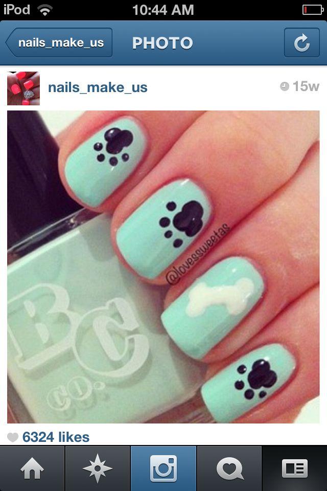Love theses | uñas ermosas | Pinterest | Arte uñas, Decoración de ...