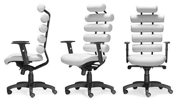 Ergonomische Bürodrehstühle für einen gesunden Sitz am Arbeitsplatz