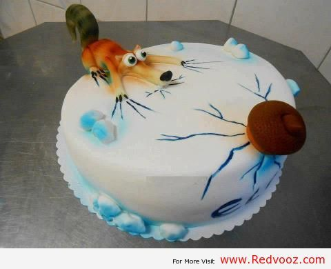 Ice Age Cake amazing pictures 2