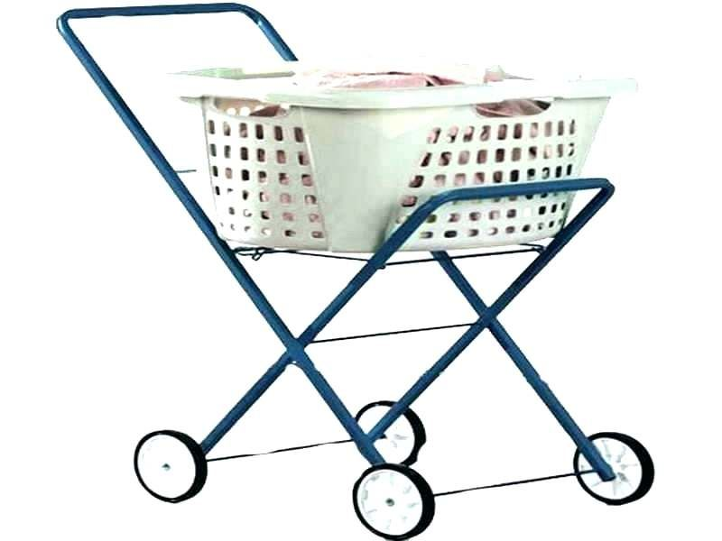 Image Result For Laundry Basket With Hanger Bar Laundry Cart