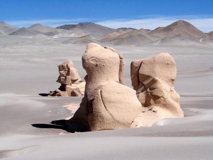 Campo Piedra Pómez, Catamarca - Argentina