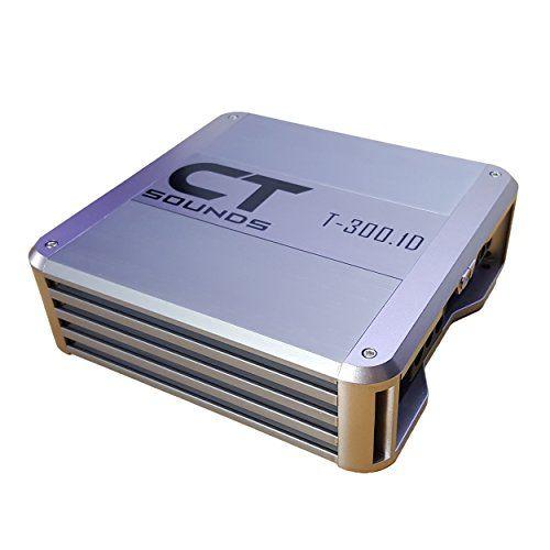 Ct Sounds T 300 1 Monoblock Car Amplifier Http Caraudio