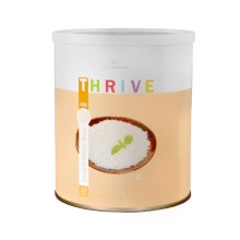 Instant White Rice | Thrive recipes, Thrive, Meals in a jar