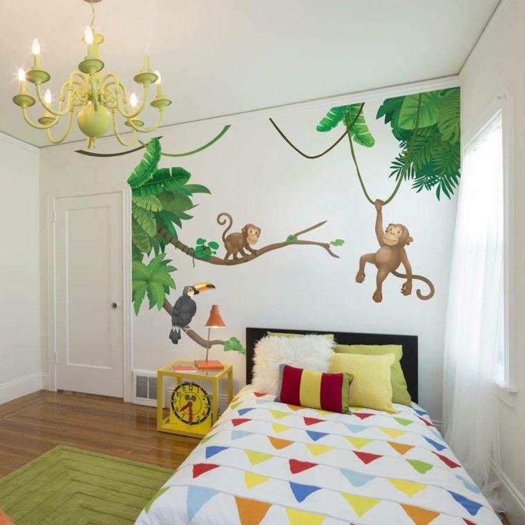 Stickers muraux pour d co de chambre enfant en 49 photos apartment living a - Appliques pour chambre ...