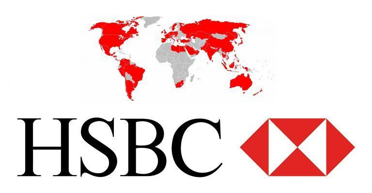 HSBC Logo Meaning history | All logos world | Hsbc logo, Banks logo