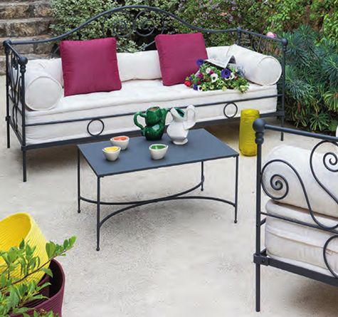 looms eisen gartenm bel pforzheim unopiu aurora outdoor living looms pinterest. Black Bedroom Furniture Sets. Home Design Ideas
