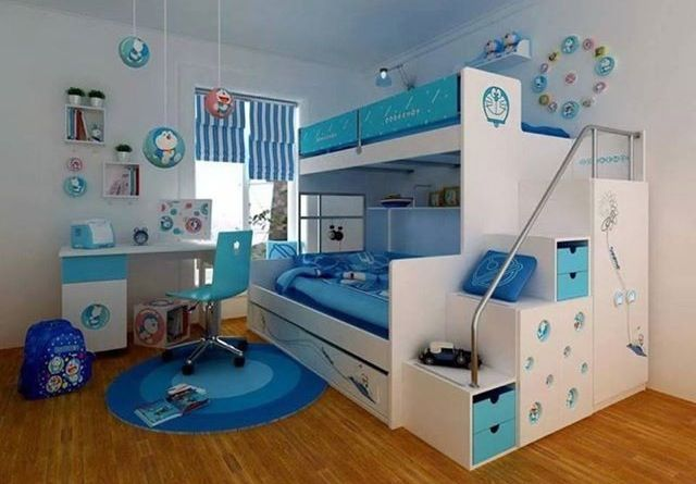 Cute Cool Bunk Beds Bed Designs Space Saving