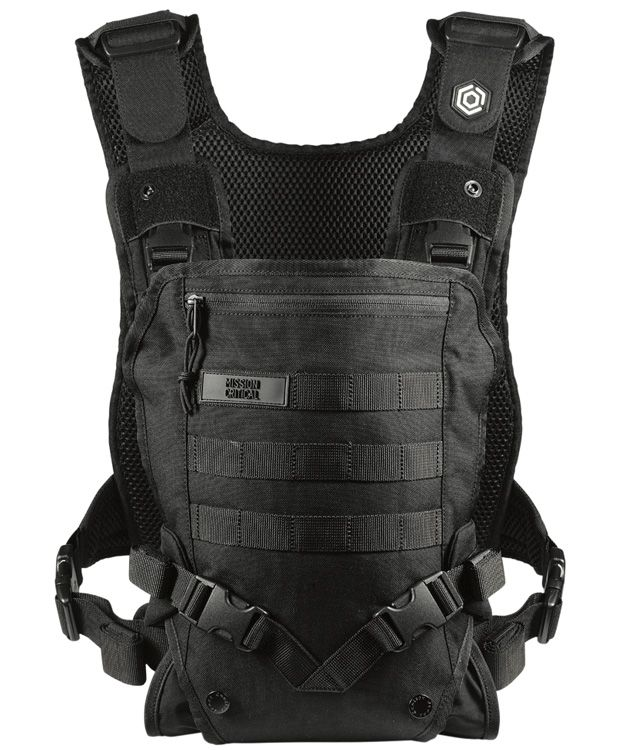 Tactical Baby Carrier Tells The World Your Parenting Means Business   Baby  Stuff   Pinterest   Bebe, Nouveau né and Porte bébé 609da7fb5ea