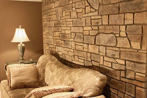 Finishing Basement Walls Stone Walls Diy Unfinished