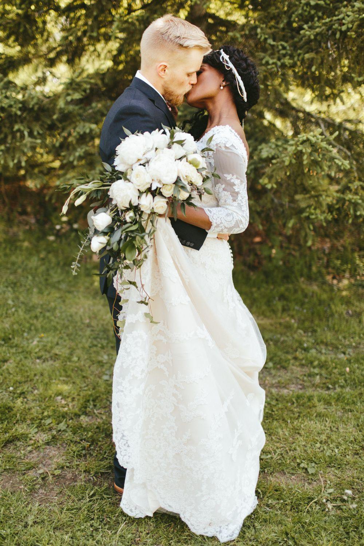 Stunning wedding photos outdoor wedding photo ideas interracial