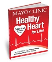 Mayo Clinic Health System in Eau Claire cardiologist featured in Mayo Clinic 'Healthy Heart for Life!' book.