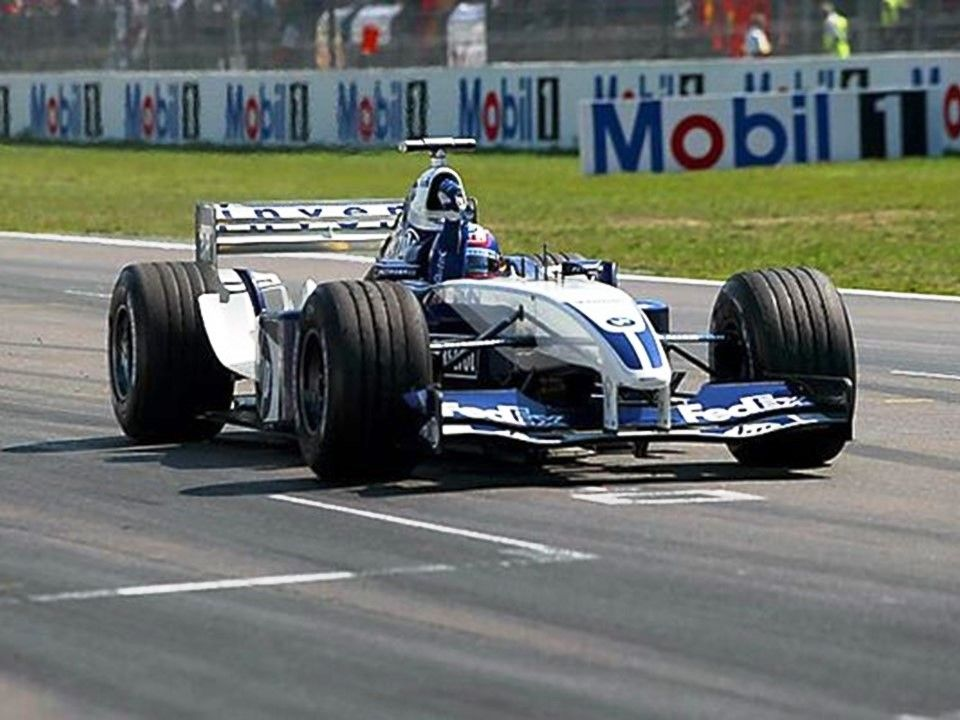 2003 German Grand Prix