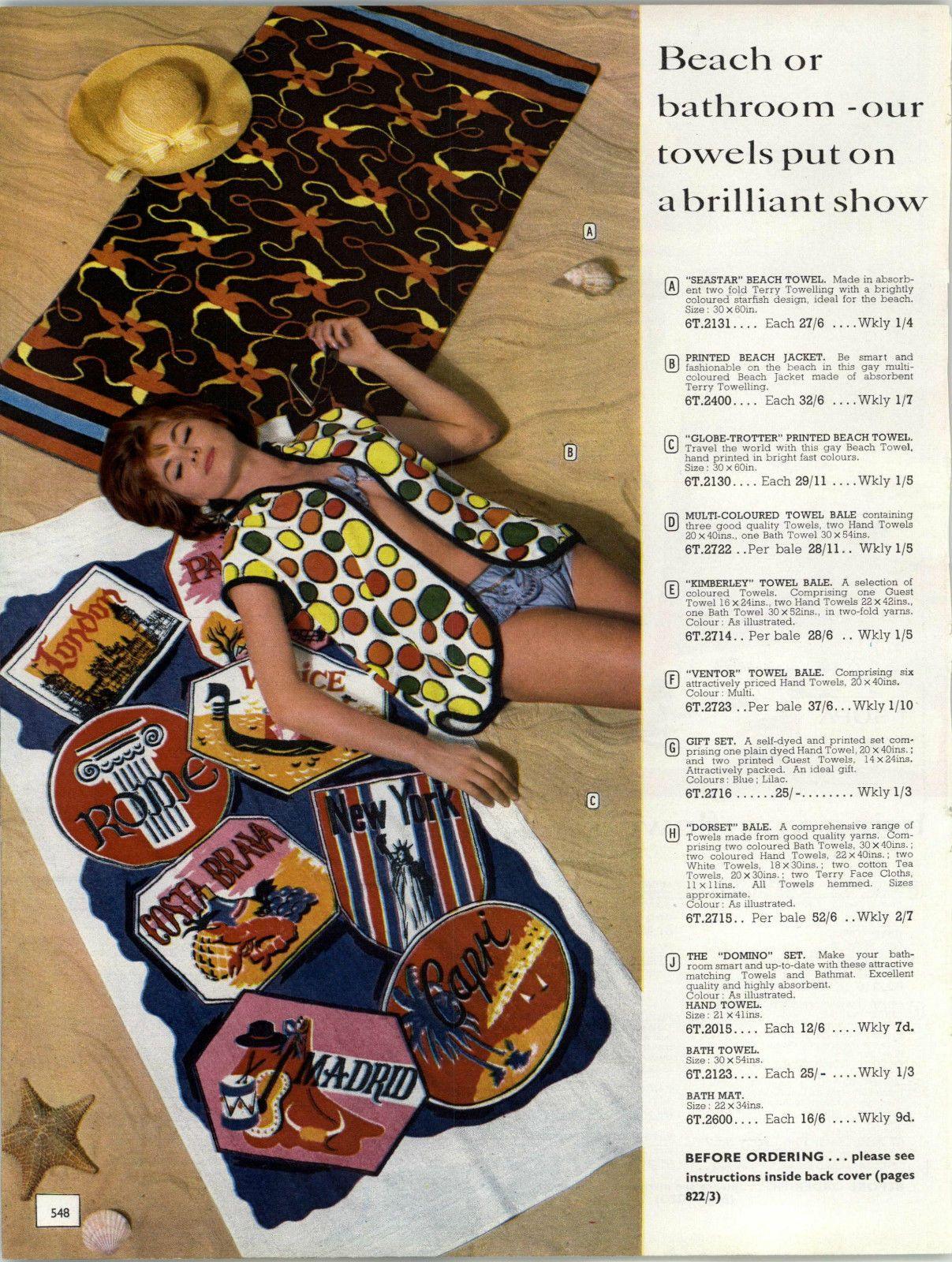 Bollin 1964 Spring Summer Mail Order Catalogue On Dvd Pdf Jpeg