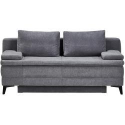 Canapé lit – gris – 200 cm – 93 cm – 107 cm – meubles rembourrés> canapés> meubles 2 places Kraft   – Products