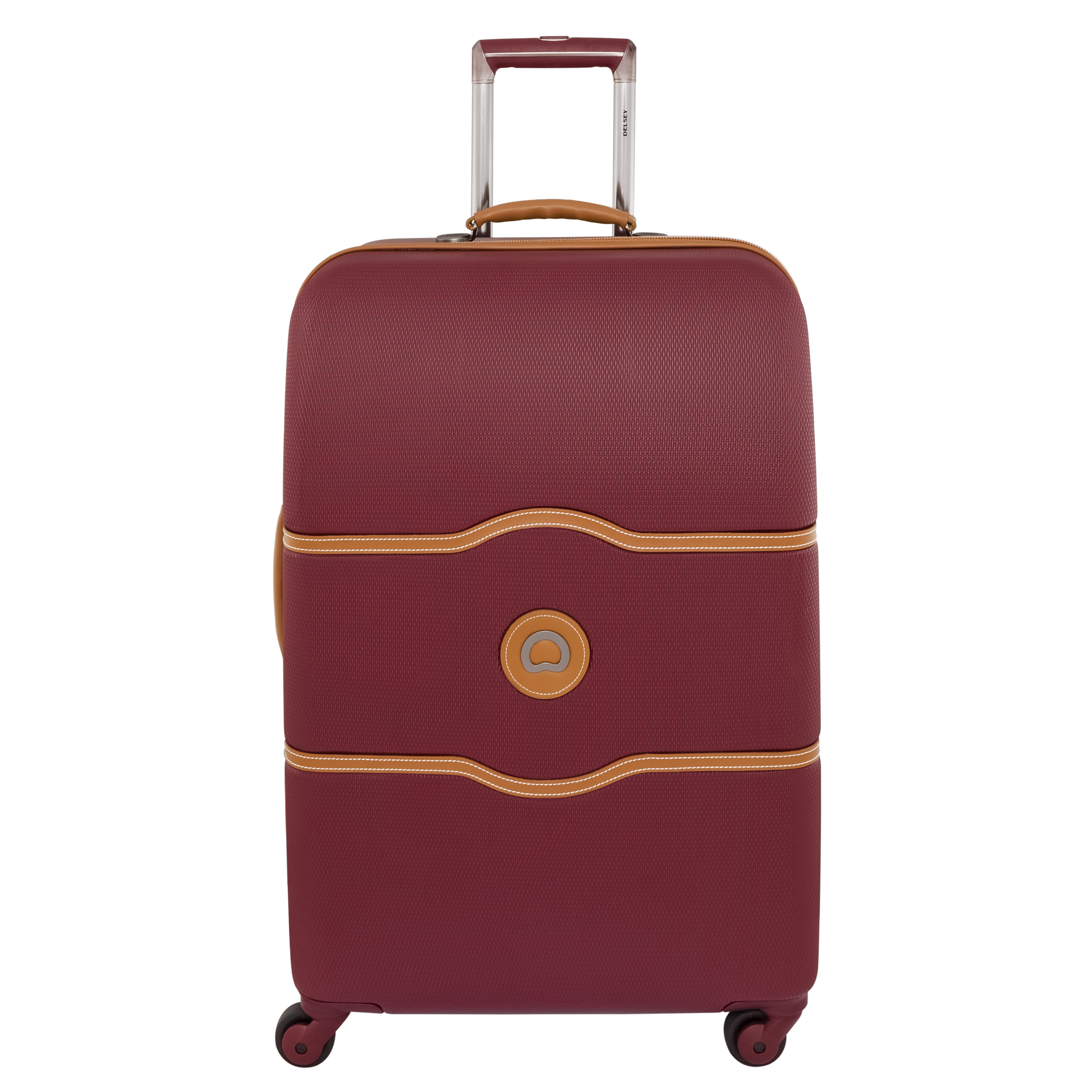 DELSEY CHATELET #luggage #travel #style #burgundy | viajes ...