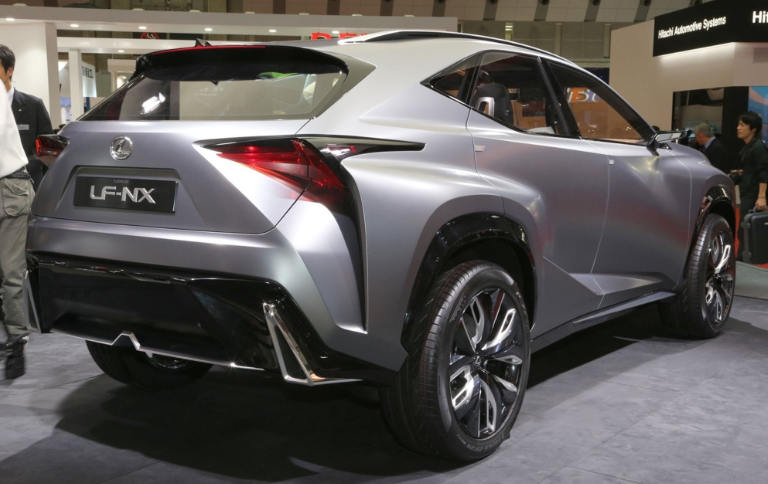 Lexus Nx 2020 Rumors Lexus Sport Lexus Sports Car Tokyo Motor Show