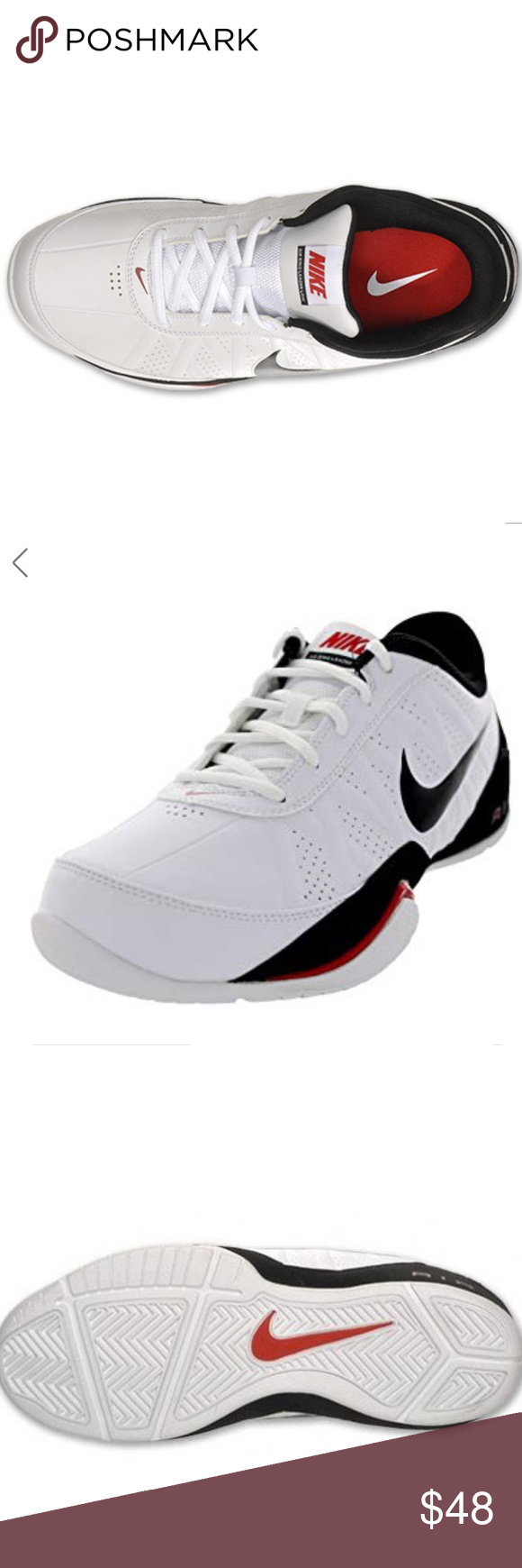 NIB Nike Air Ring Leader Low Basketball Shoes Nike Air Ring Leader Low is a  supportive - low-cut basketball shoe that s built for well cushioned speed  ... 9870d962d