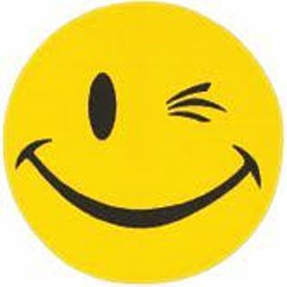 Joe Boxer Winky 39 Round Accent Rug Rugs Smiley Face Joe Boxer Boxer Accent Rugs