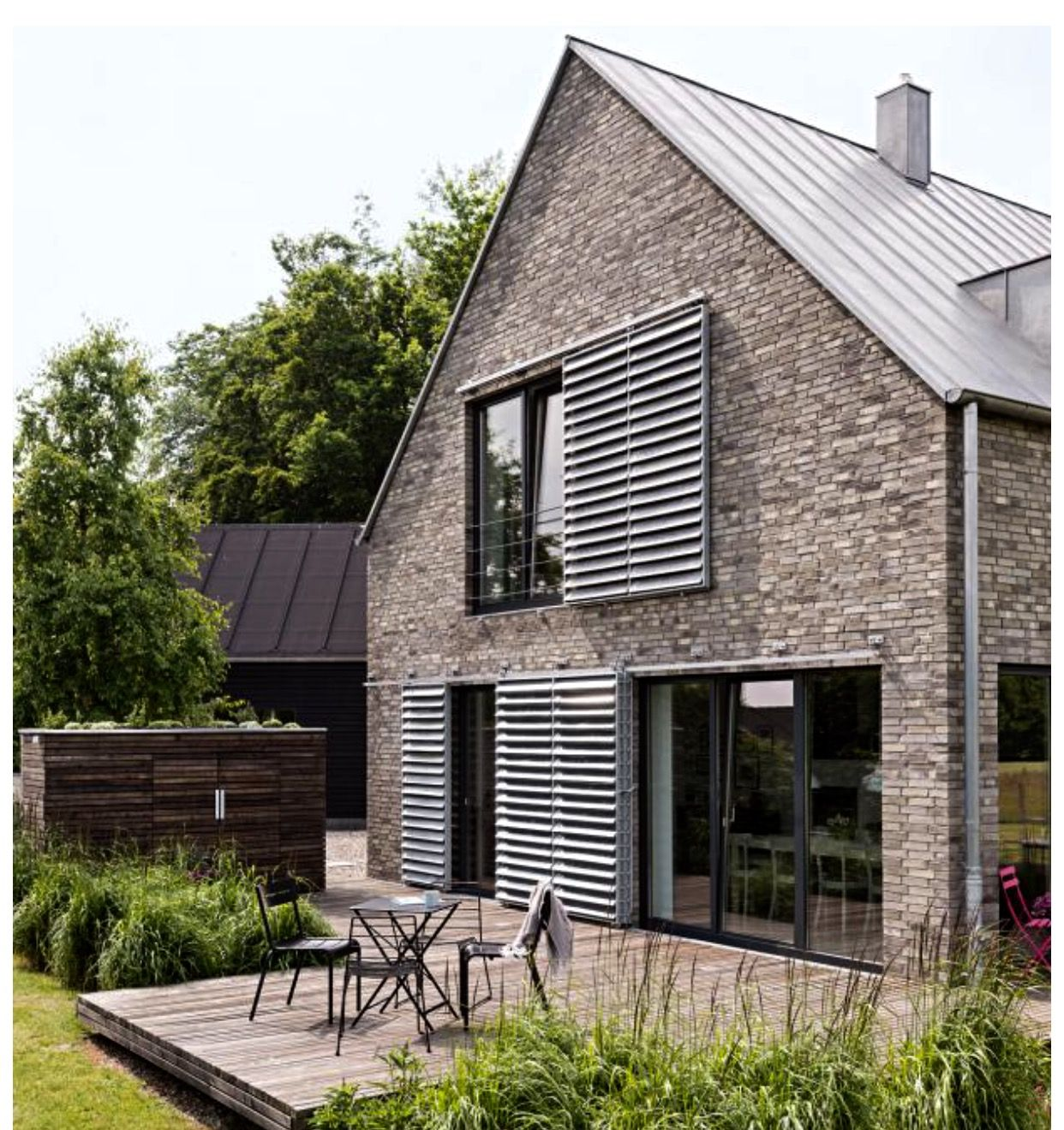 pin von maria strickland auf barn doors pinterest architektur und h uschen. Black Bedroom Furniture Sets. Home Design Ideas