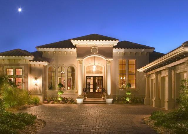 Beautiful Mediterrean Homes John Cannon Homes At Lakewood Ranch Dream Home 2 Pinterest