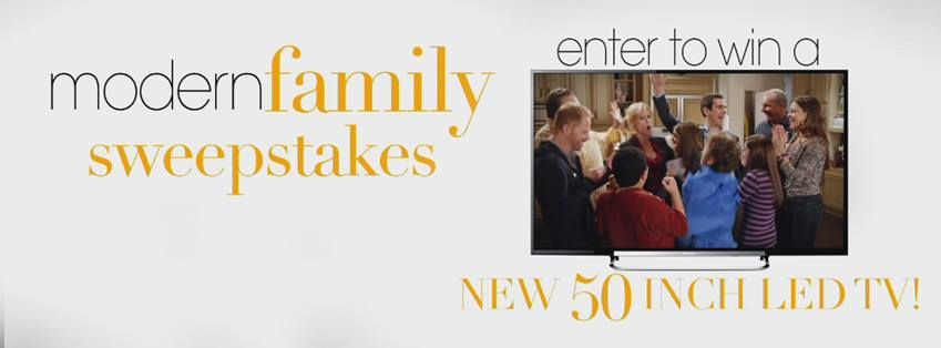 Watch Modern Family starting next Monday, Sept 23 on FOX46 Carolinas & go to our Facebook Page to register to win ----->http://tinyurl.com/qczrnjr