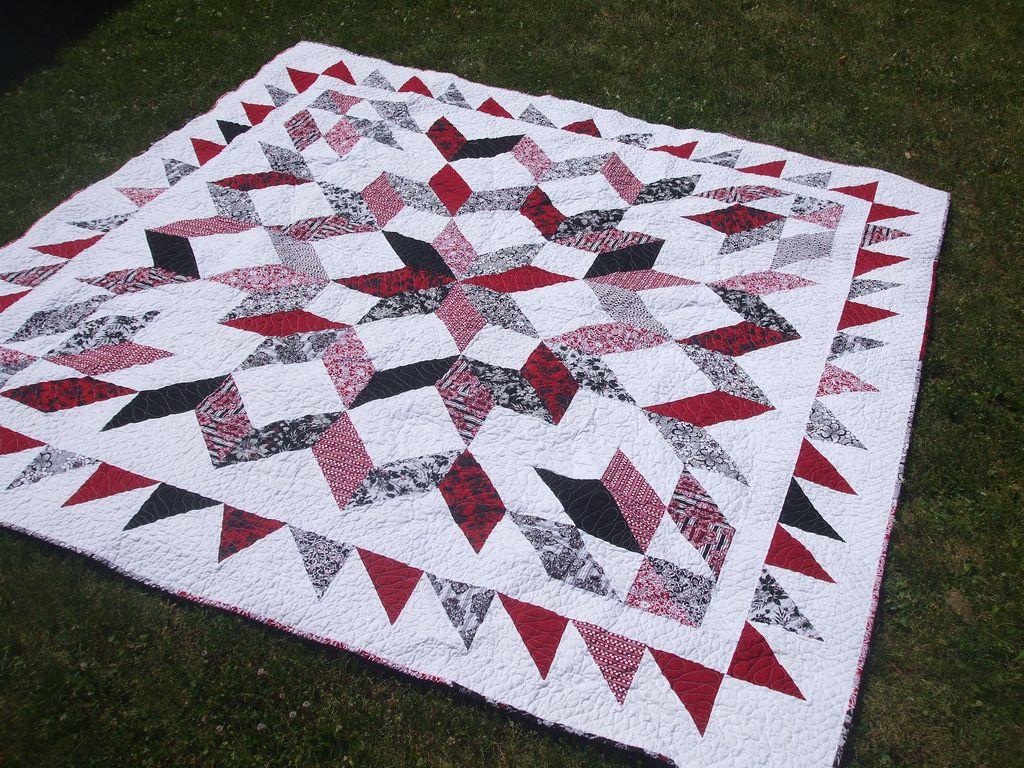 Carpenter's Star quilt 13 Star quilt patterns, Quilt
