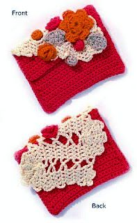 Miss Julia's Vintage Knit & Crochet Patterns: Favorite Bags to Crochet - 'How To Hints' & Free Patterns
