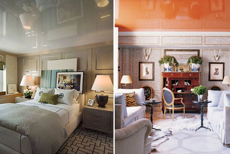 15 Tips On How To Make Your Ceiling Look Higher Home Home Decor
