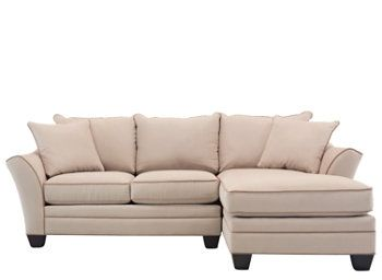 Foresthill 2-pc. Microfiber Sectional Sofa | PC, Living rooms and Room