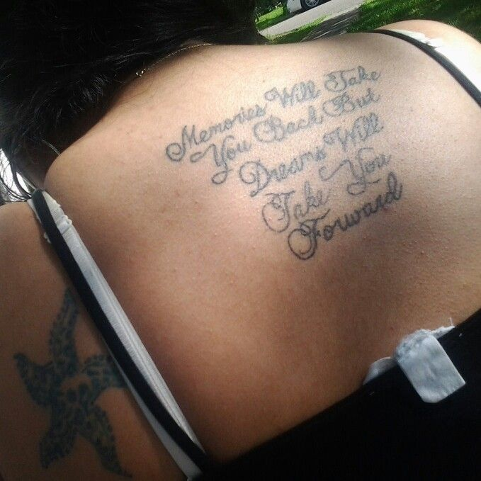 Tattoo Needle Quotes: My Tattoos!! :) Left Tattoo- Blue Starfish!! Middle Tattoo