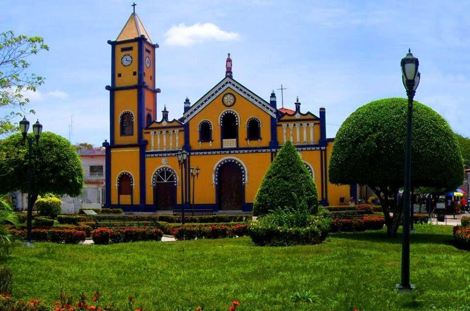 Iglesia San Carlos Borromeo, en San Carlos de Zulia-EDO ZULIA VENEZUELA.
