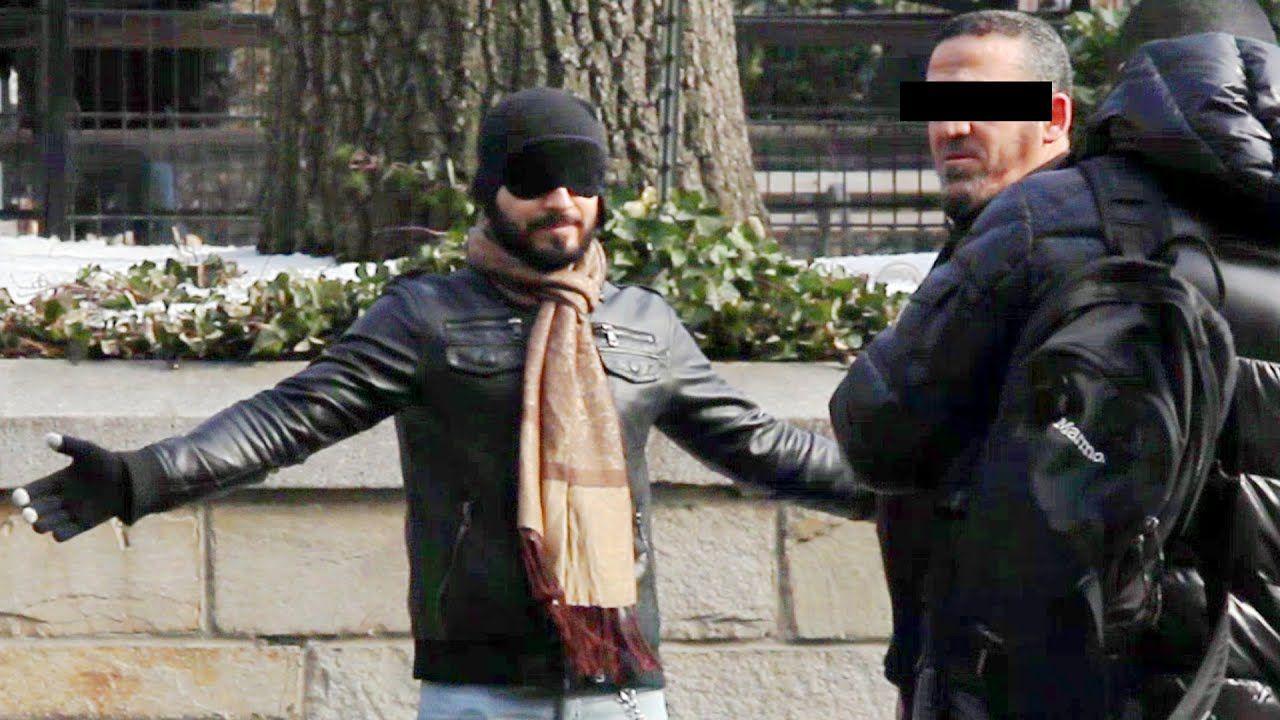 Blind muslim trust experiment new york city faith in