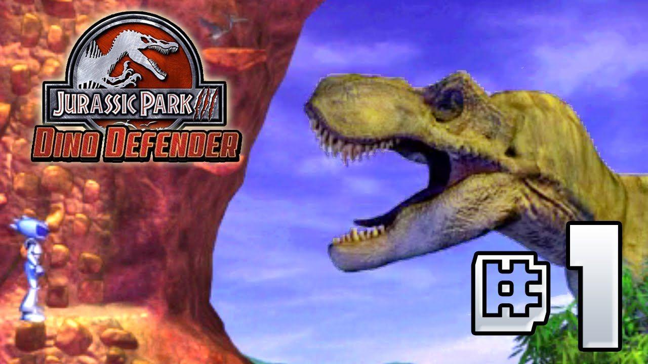 Jurassic Park Dino Defender Jurassic Park Animal Games Park