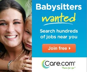 free babysitter search