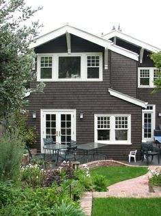 Best Image Result For Chocolate Brown Shingle Homes Brown 400 x 300
