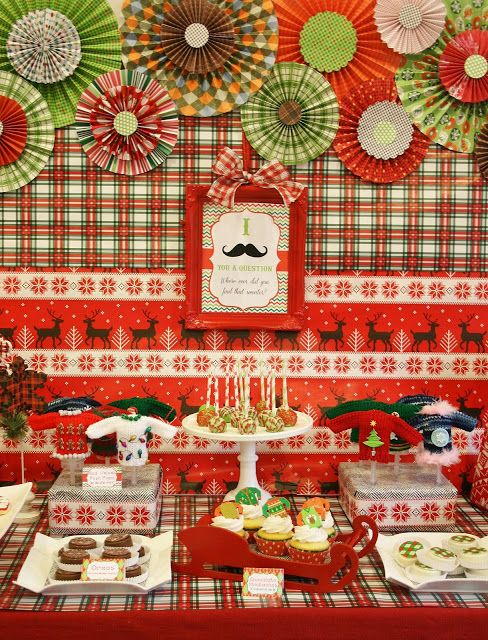 Ugly Christmas Sweater Party Food Ideas Part - 17: 50 Ugly Christmas Sweater Party Ideas - Oh My Creative