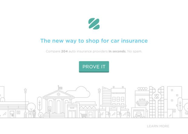 Zebra Insurance Minimal Website Design Website Design Website