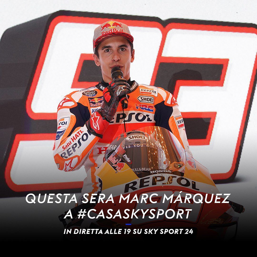 Pin Di Top Motorsports Su Motogp Nel 2020 Marc Marquez Sport Motogp
