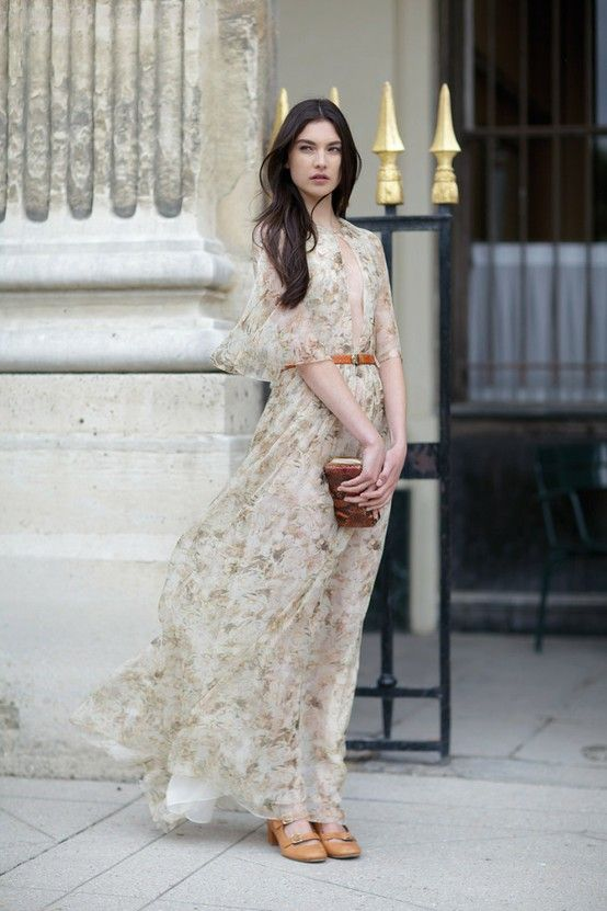 Wedding Ideas: Chloe-model-dress