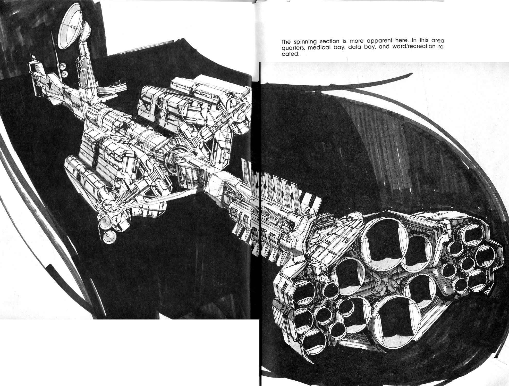 Syd Mead Engine Concept Sketch Photo Engrear Sketch Jpg Syd