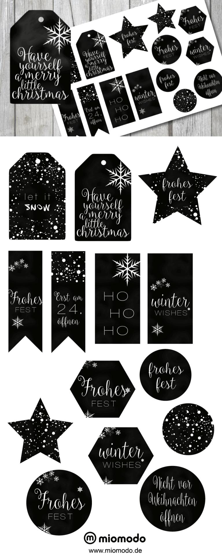 geschenkanh nger zum ausdrucken weihnachten weihnachten christmas christmas gifts und xmas. Black Bedroom Furniture Sets. Home Design Ideas