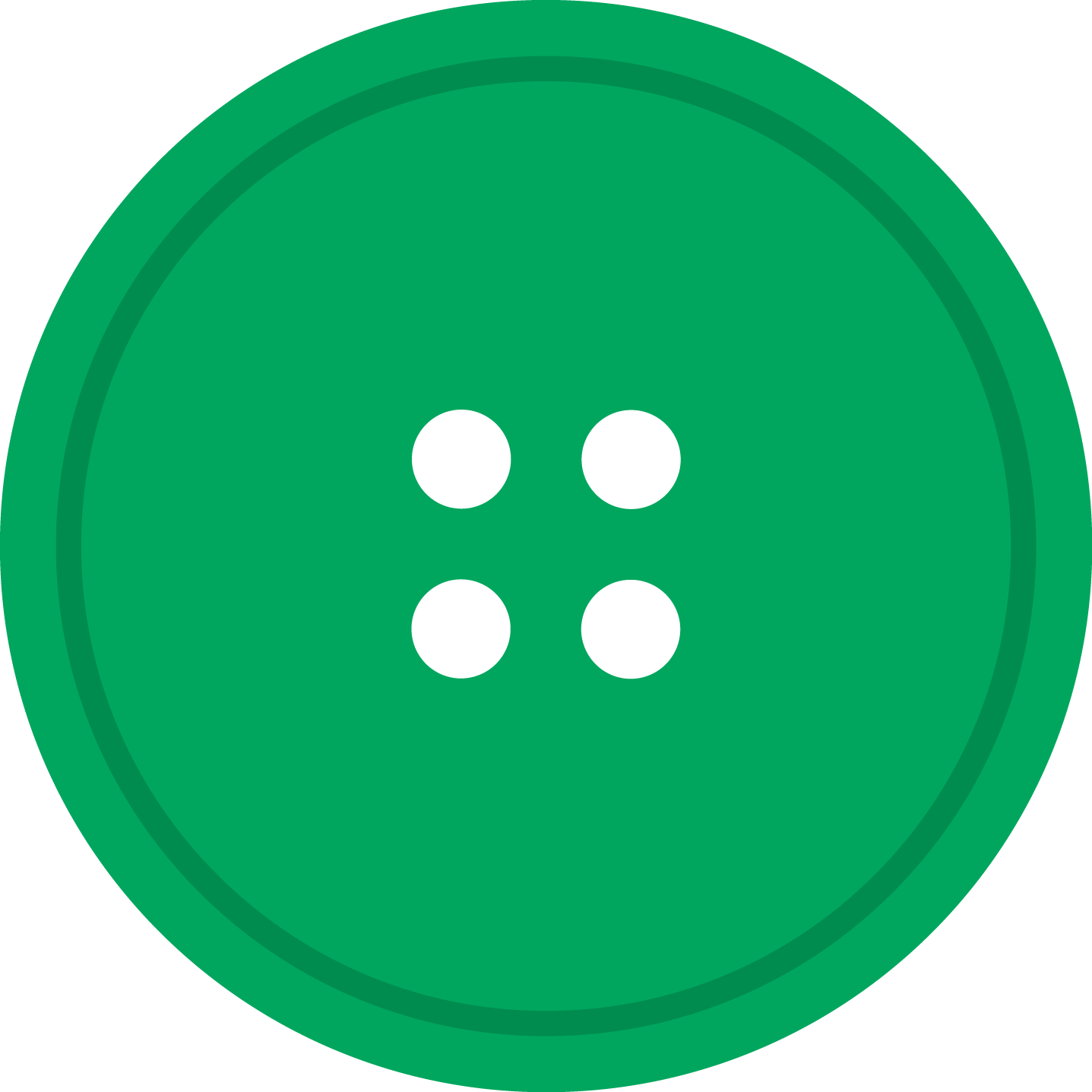 Greent Round Button Png Image Round Button Png Images Image
