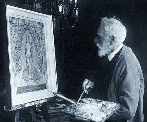 James Ensor - Belgian artist by James Ensor
