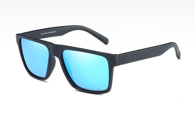 9c2da40f57 Men s Boxy Sunglasses with Dark Polarized Lenses in 2018