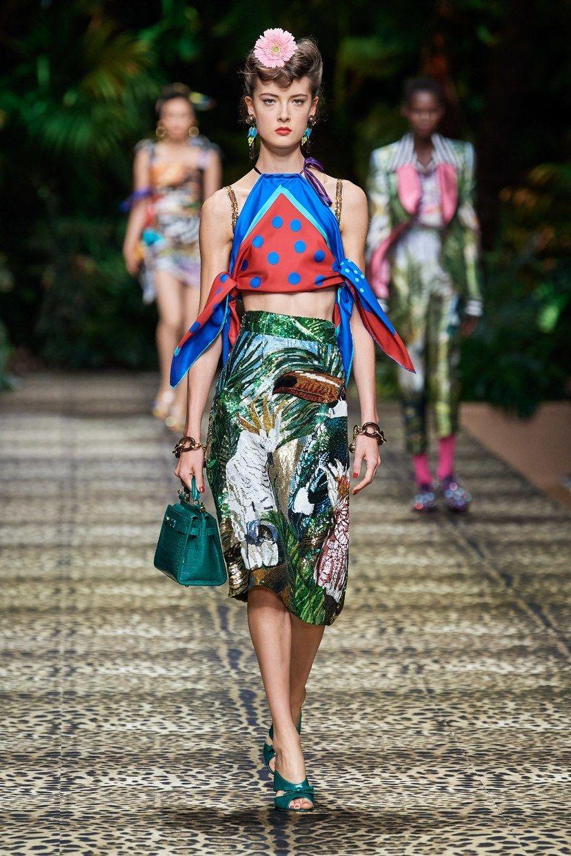 Prêt-à-porter Dolce-Gabbana Primavera-Estate 2020 – Sfilata di moda | Vogue Paris
