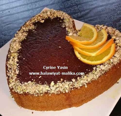 Gateau Moelleux A L Orange كيك روعة بالبرتقال الوصفة Desserts Mini Cheesecake Food