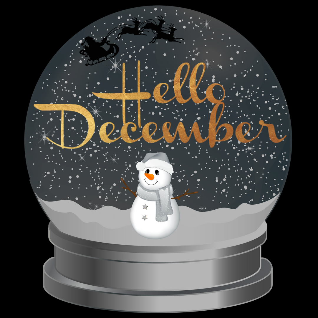 Hello December Quote1 Hello december, December