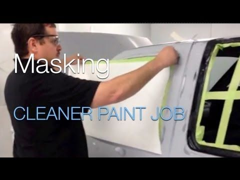 Quick Simple Car Masking Tips That Are Low Cost Auto Repair Automotive Repair Repair
